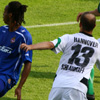 Hannover 96 - Wis�a Krak�w 4:2 (2:0)