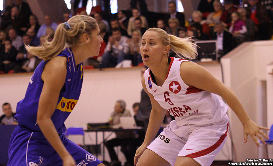 Wis�a Can-Pack Krak�w - Lotos Gdynia 82:54 - fot. nr 7