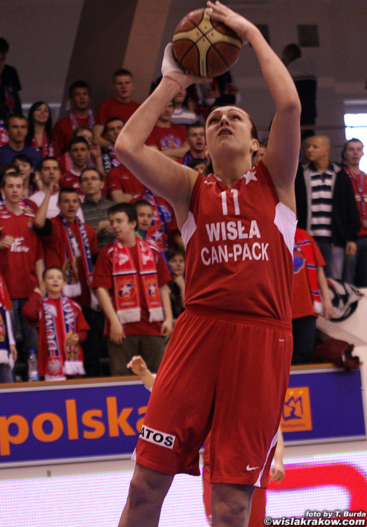 Wis�a Can-Pack - CCC Polkowice 64:52 - fot. nr 3