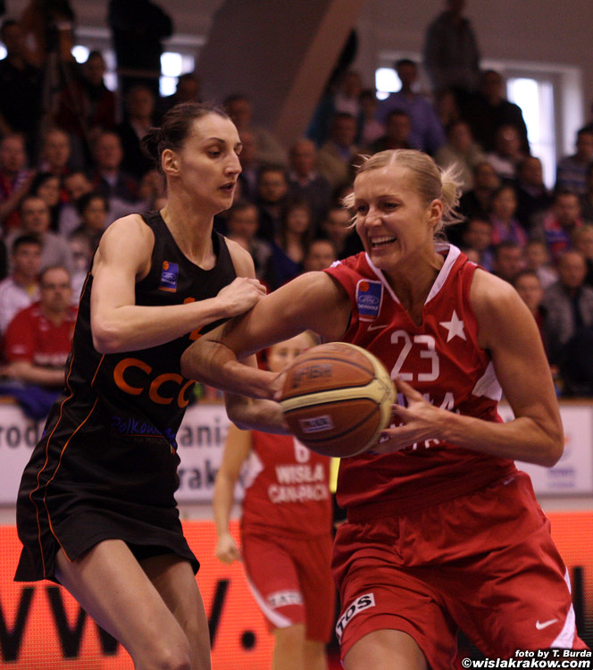 Wis�a Can-Pack - CCC Polkowice 64:52 - fot. nr 9