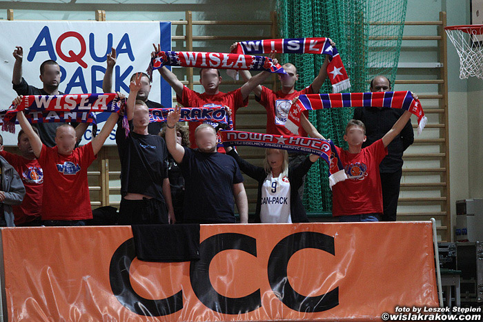 CCC Polkowice - Wis�a Can-Pack 50:52 (+ feta) - fot. nr 8