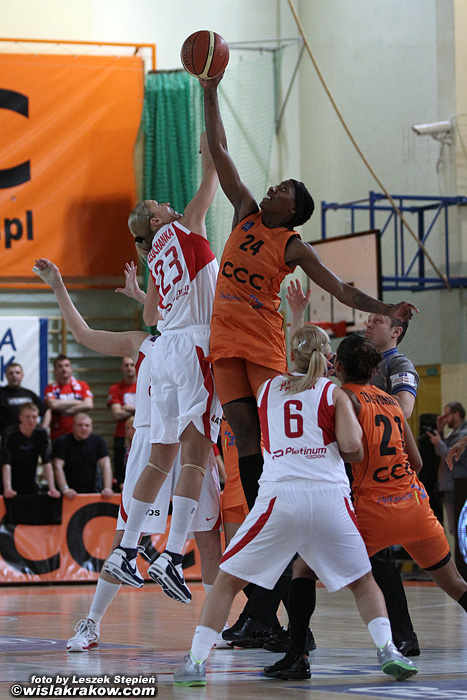 CCC Polkowice - Wis�a Can-Pack 50:52 (+ feta) - fot. nr 9