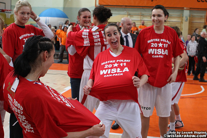 CCC Polkowice - Wis�a Can-Pack 50:52 (+ feta) - fot. nr 44