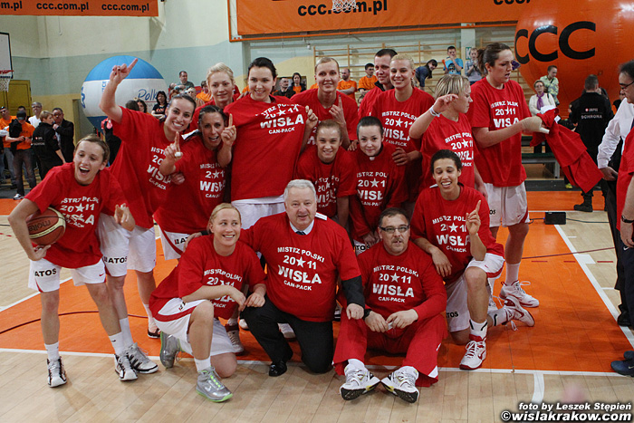 CCC Polkowice - Wis�a Can-Pack 50:52 (+ feta) - fot. nr 45