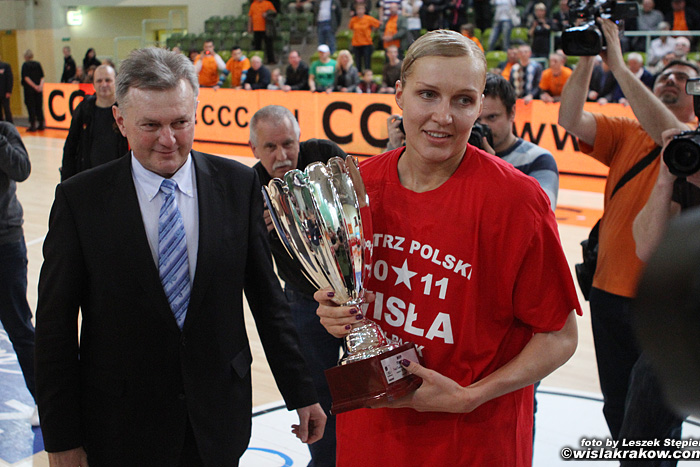 CCC Polkowice - Wis�a Can-Pack 50:52 (+ feta) - fot. nr 49