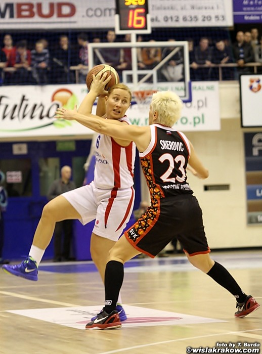 Wis�a Can-Pack - Sparta&K O.M. Widnoje 80:61 [1] - fot. nr 6