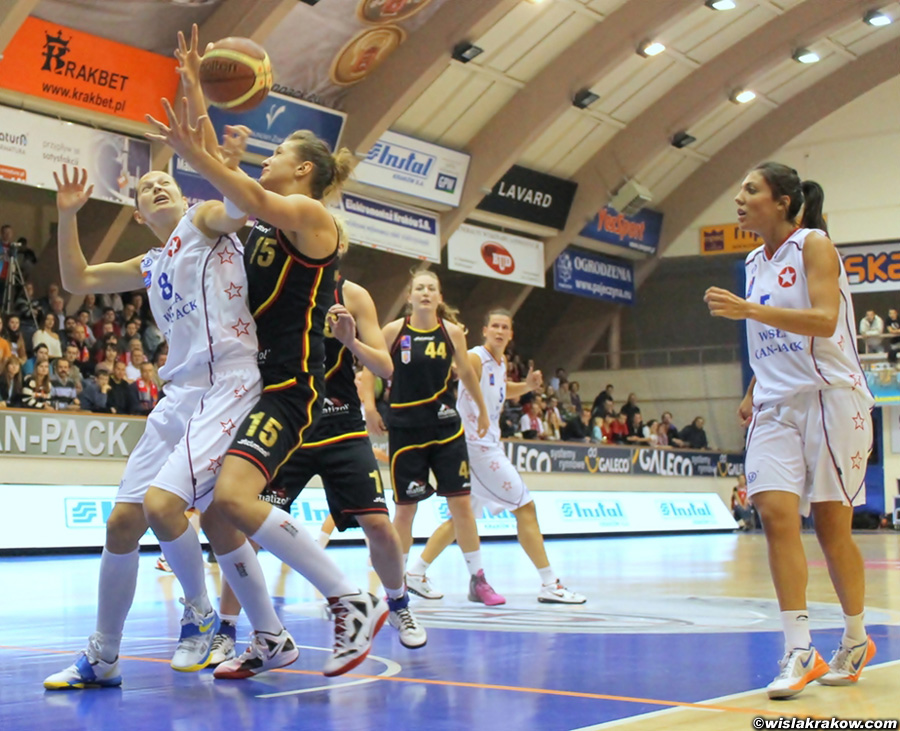 Wis�a Can-Pack - Matizol Lider 62:58 - fot. nr 21